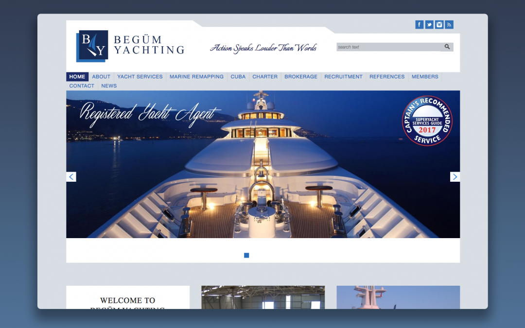 Begum Yachting